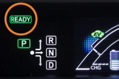 2002 toyota prius hybrid system warning light
